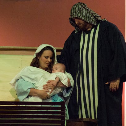 Christmas pageant: Celebrate the reason for the season at Merriman Road Baptist Church