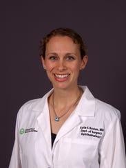 Dr. Katie Baston