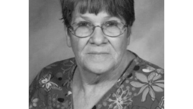 Jeanetta Joan (Vanaman) Kirkhart