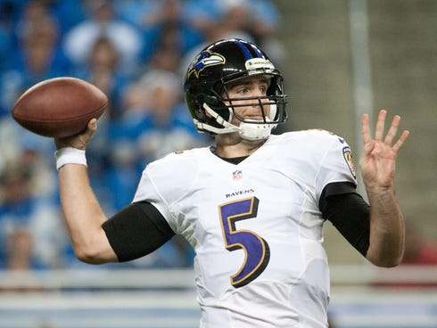 Joe Flacco's six-year, $120.6 million deal left the Baltimore Ravens strapped against the salary cap.