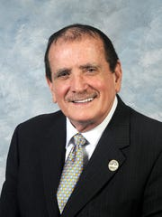State Rep. C. Wesley Morgan.