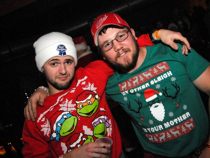 A very Chiverish Christmas The ugly sweater Extravaganza