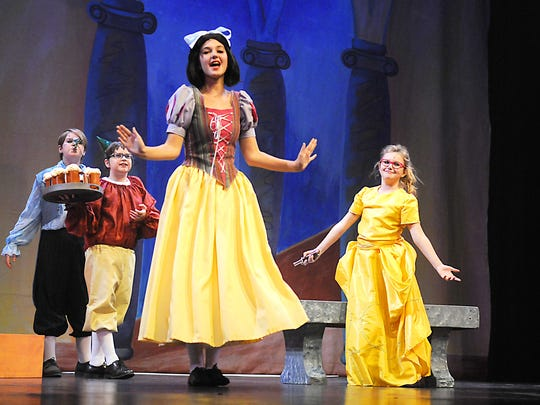 "Shows like ""Snow White"" are intended to reach young audiences at GREAT Theatre. Planning a year of performances requires attention to age groups."