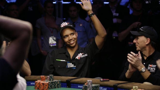 Phil Ivey, who grew up in Roselle, wants to keep the $10M he won at Borgata in 2012.