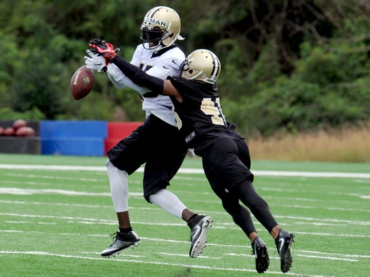 New Orleans Saints safety Vonn Bell is part of one of the deepest and most talented positions on the 2017 squad.