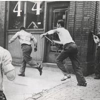 1984 World Series Riot