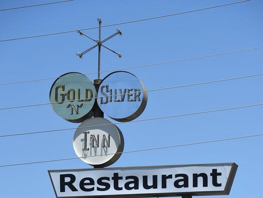Gold 'N Silver Inn.