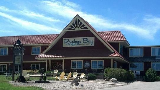 The Rowleys Bay Resort is being auctioned online at Micoley.com