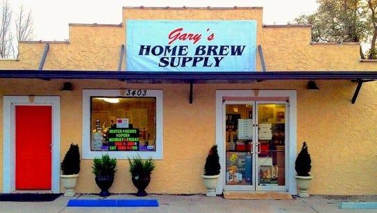 Gary's Home Brew Supply,