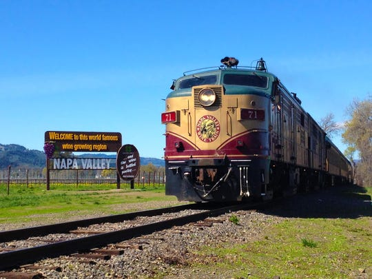The Napa Valley Wine Train has been a tradition in grape-rich Napa Valley for three decades.