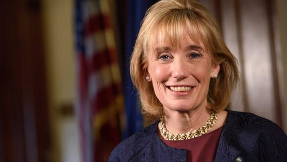 Are we about to find out that Maggie Hassan is also