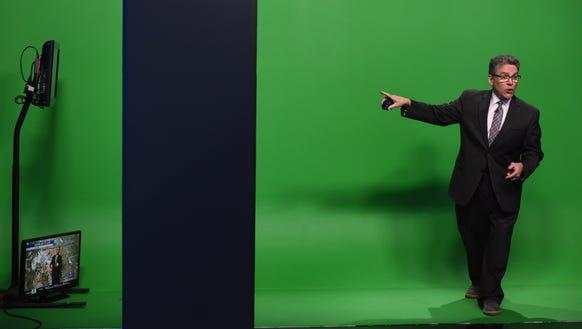 KSFY's senior meteorologist Phil Schreck forecasts