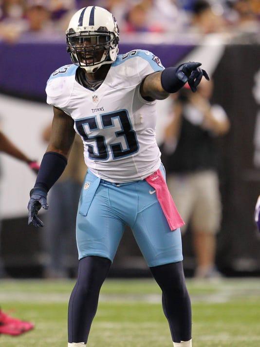 NFL: Tennessee Titans at Minnesota Vikings