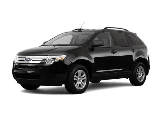 Police are searching for the victim's 2007 black Ford