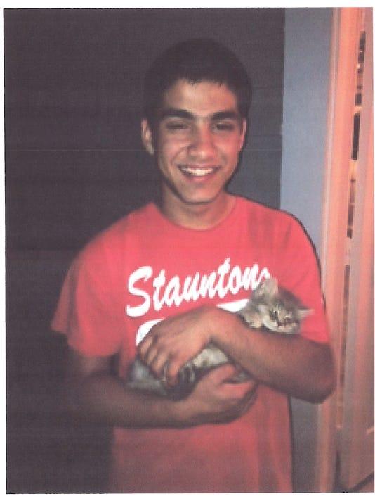 Missing Staunton boy found