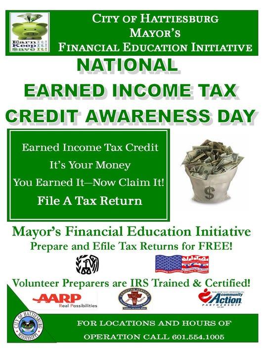 City of Hattiesburg to begin free tax returns