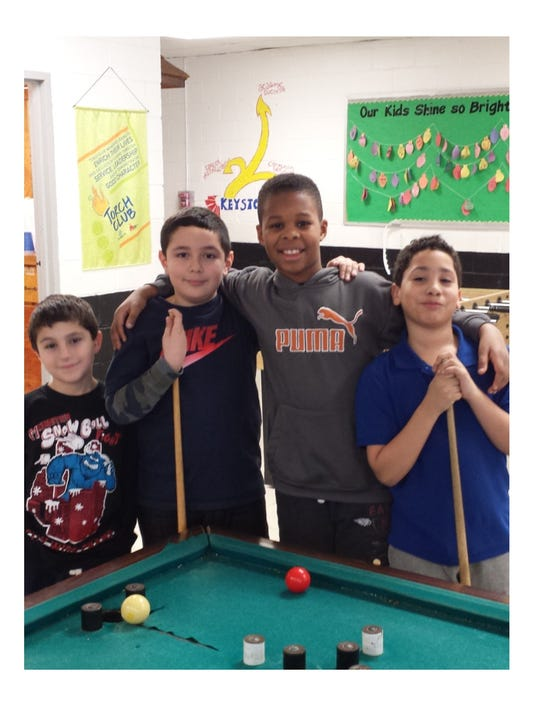 After school care at Boys & Girls Clubs