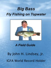 Big Bass Fly Fishing on Topwater
