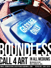 "Casey Fang is accepting submissions for her ""Boundless 2"" magazine. The magazine will highlight local artists' work designed around a ""Scruffy City"" theme."