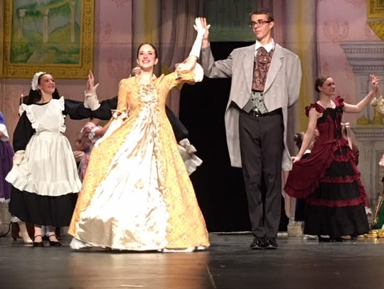 """The Sussex Ballet will bring """"The Nutcracker"""" to the"""