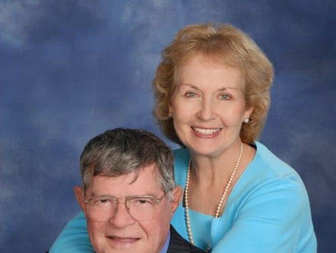 Jon and Marion Setzer