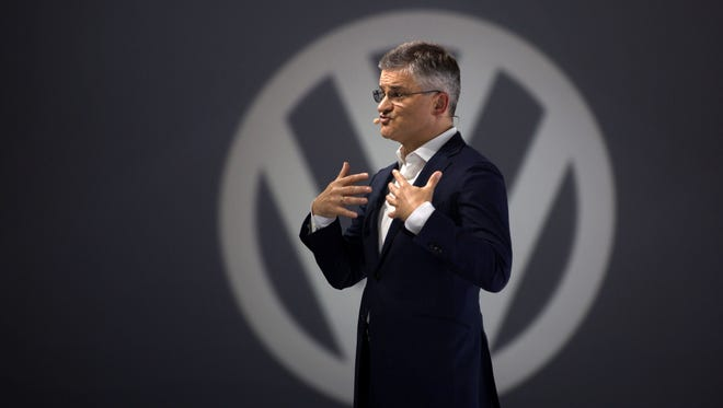 Michael Horn: The Volkswagen U.S. CEO, who will remain in his job despite speculation that he might be out, will testify before the House Energy and Commerce Committee's Oversight and Investigations Subcommittee on Thursday morning.