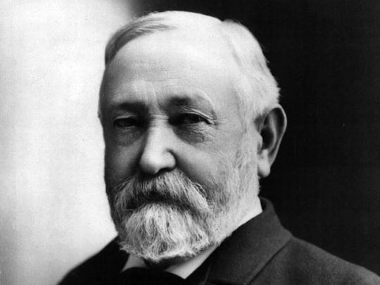 1892: BENJAMIN HARRISON. Two years after the Arizona Republican -- which was later renamed the Arizona Republic -- was founded, it published a list of endorsements but offered no explanation for them.