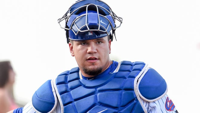 Kyle Schwarber is reportedly headed back to the majors.
