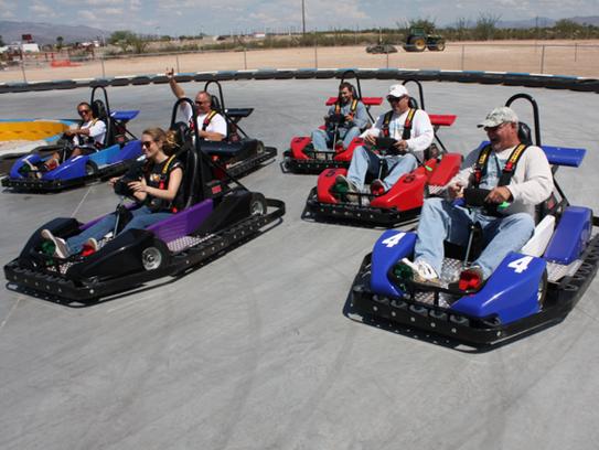 A need for speed 9 go kart tracks for kids around phoenix for Musselman honda tucson