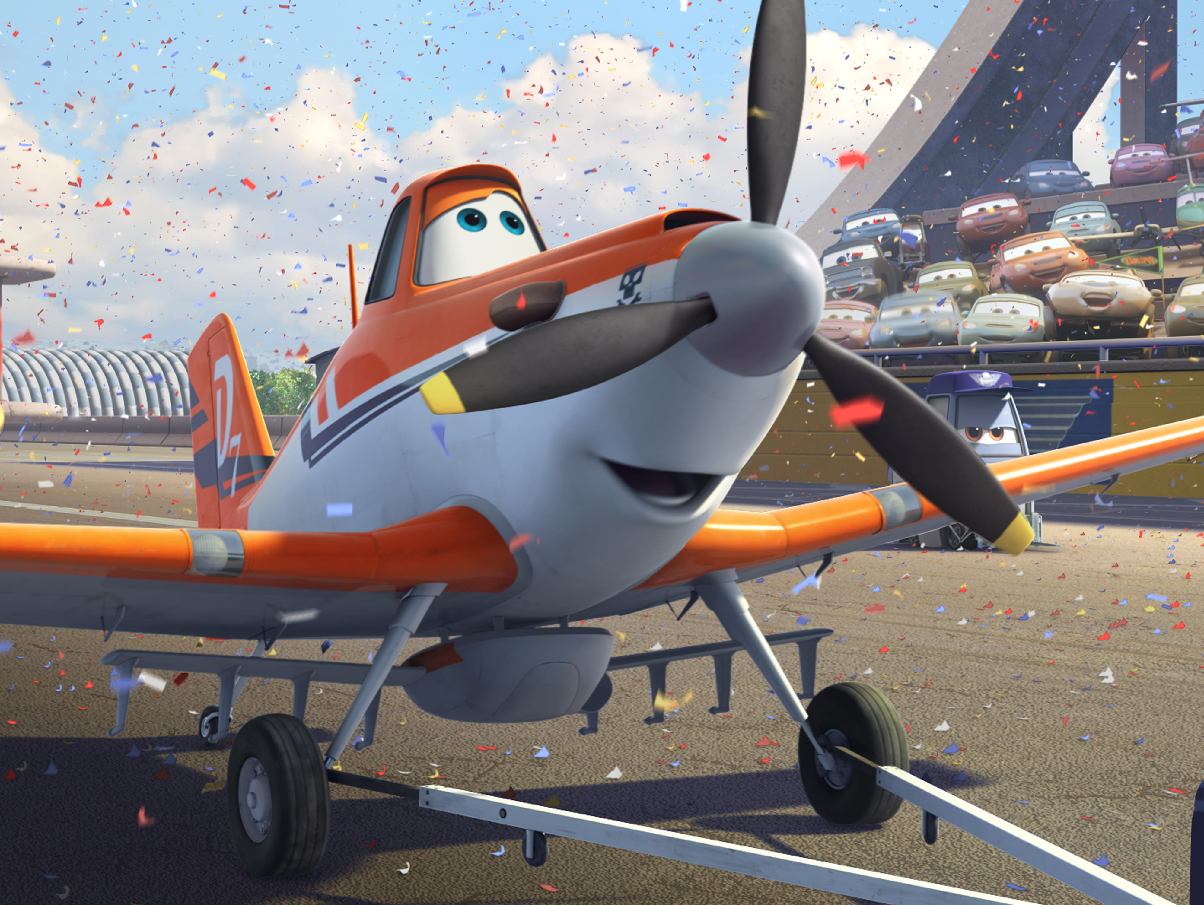 Review: 'Planes'