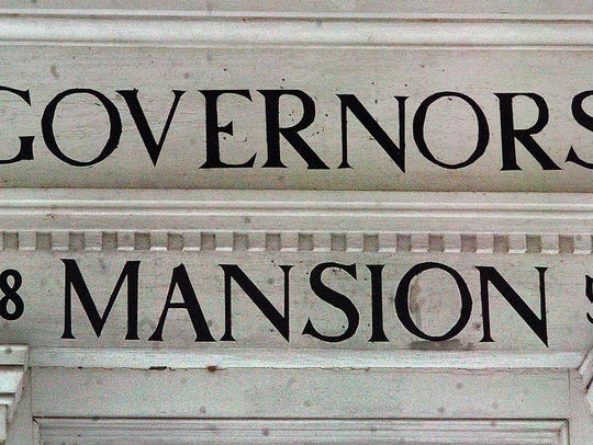 Governor's Mansion in Opelousas.