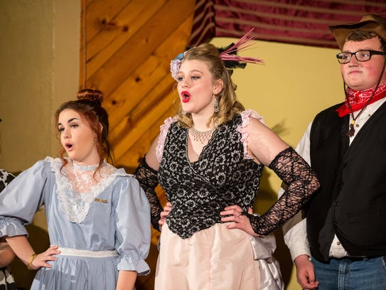 """Anderson Union/West Valley High Schools' """"Old West"""