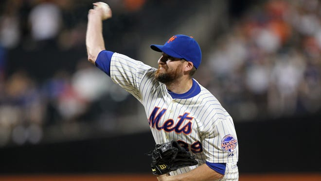 Mets closer Bobby Parnell will undergo Tommy John surgery, and is finished for the season.