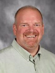 Winton Buddington, principal at Bay Trail Middle School