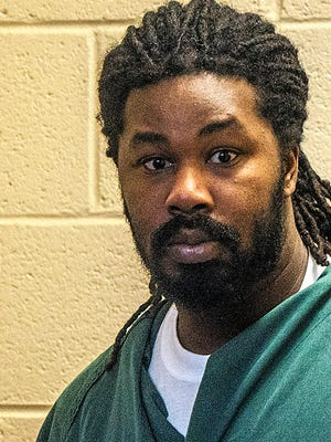 Jesse Matthew is led into court Nov. 14, 2014 in Fairfax, Va.