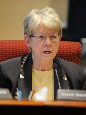 Sen. Karen Peterson, D-Stanton