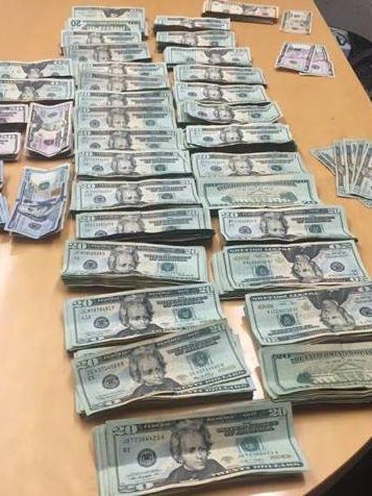 Drug cash