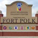 Fort Polk official charged with accepting $25K in bribes