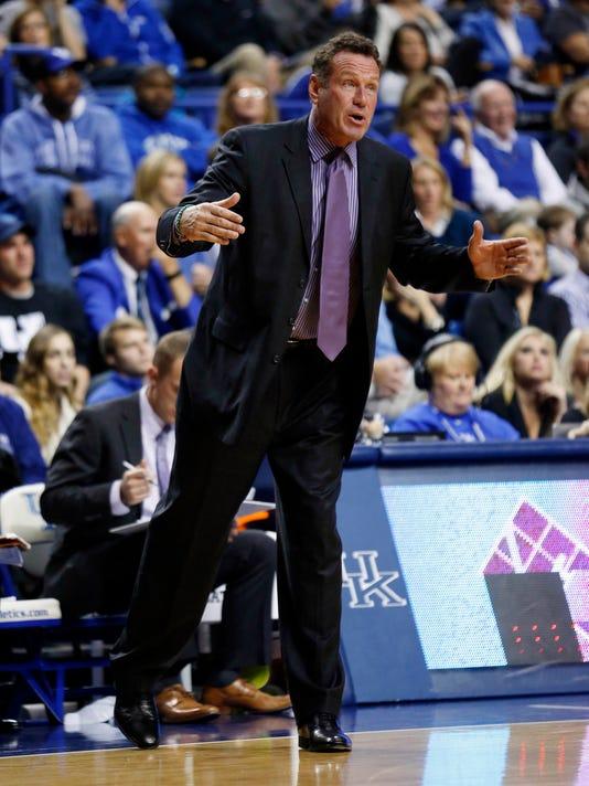 NCAA Basketball: Grand Canyon at Kentucky