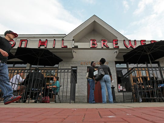 The first Iron Hill Brewery & Restaurant opened on Main Street in Newark on Nov. 14, 1996. There are now a dozen locations in three states