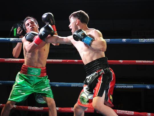 Un año después de alcanzar su nivel profesional, Rubén Villa IV, originario de Salinas, regresará a casa para su primera pelea de campeonato por el peso pluma.