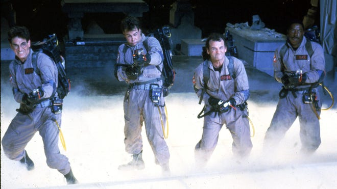 """A scene from 1984 """"Ghostbusters."""""""