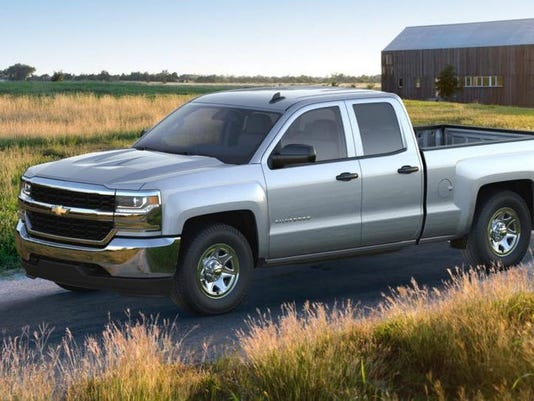 Chevy Truck Give Away