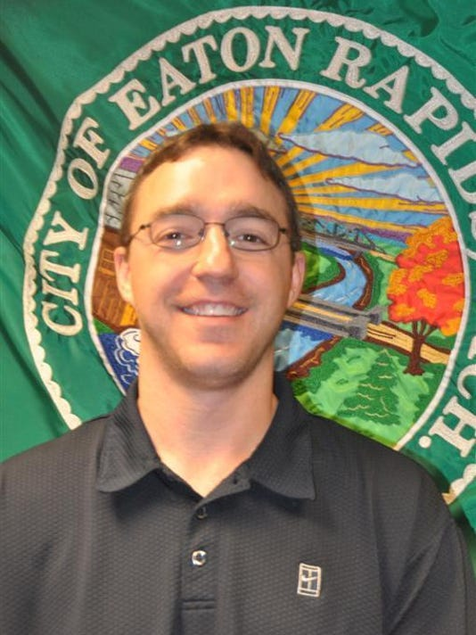 Chad Burke Eaton Rapids City Council