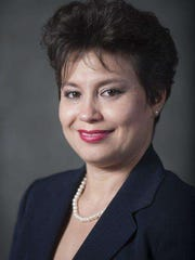 Carmen G. Rodriguez is a Camden County freeholder.