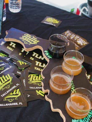 "One of the many local brewers that will be on hand Saturday is Tally Brewing Company, which is debuting a new beer for festival goers that was brewed in collaboration with members of the Tallahassee Beer Society called ""Collabo Red Ale."""