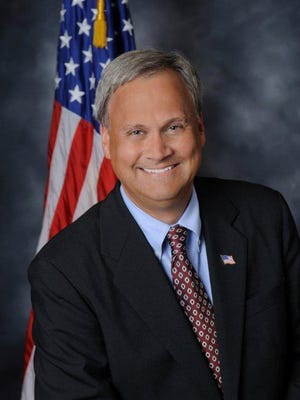 Sen. Jim Merritt, R-Indianapolis, is the sponsor of a bill that seeks to add some clarity to Indiana's synthetic drug law, which has been deemed vague and unconstitutional by the Indiana Court of Appeals. Senate Bill 93 passed the full Senate 50-0, sending it on to the House.