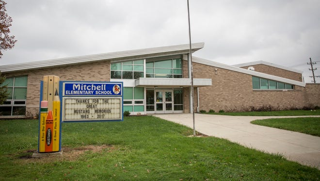 Mitchell Elementary School was closed along with two other Muncie elementary schools, Storer and Sutton, after the 2016-17 school year.