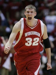Appleton native Brian Butch had a 10-year professional basketball career after playing at the University of Wisconsin.