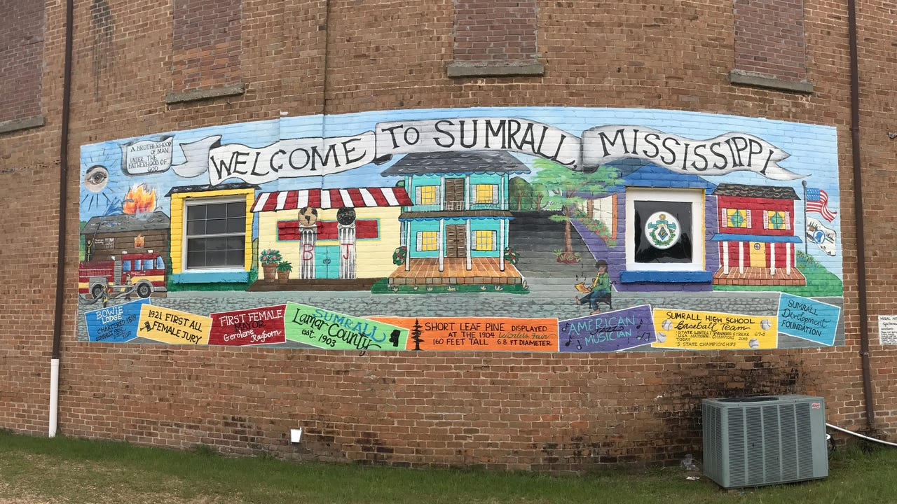 The town of Sumrall continues to see growth, with top schools and more.